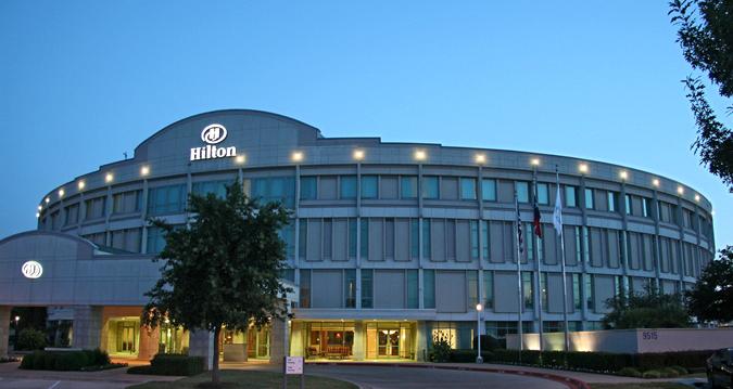 Hilton-Austin-exterior
